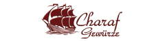 Internationale Gewürze Charaf-Logo